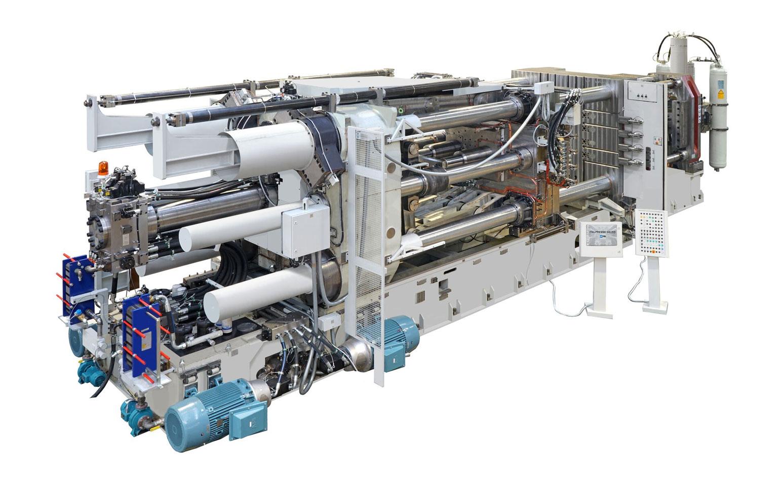 What is high pressure die casting (HPDC)?
